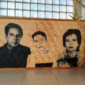 Retrato Família Leonel