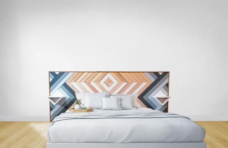 Cabeceira de cama Elvas