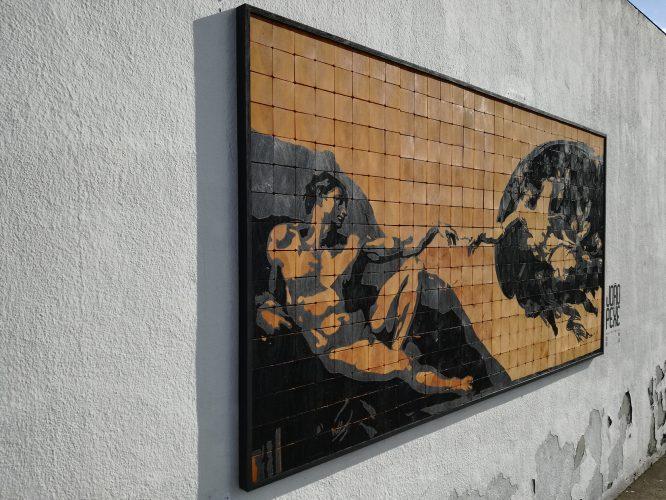 Arte madeira por João Peixe