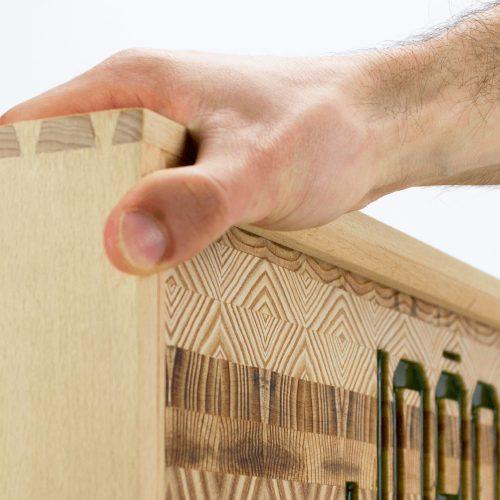 Quadro em madeira por João Peixe